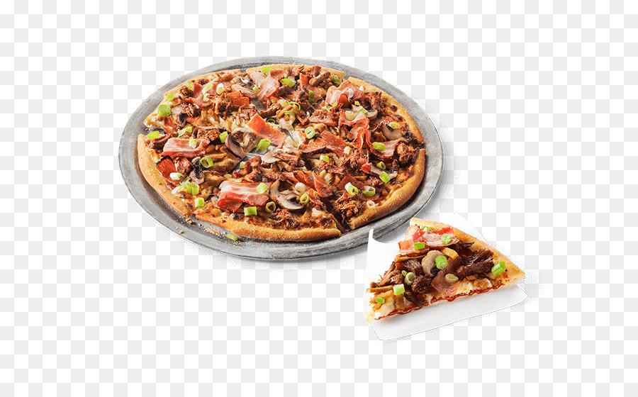 Pizza Bolognese sauce Barbecue sauce Ham Bacon - Menu De Pizzas ...