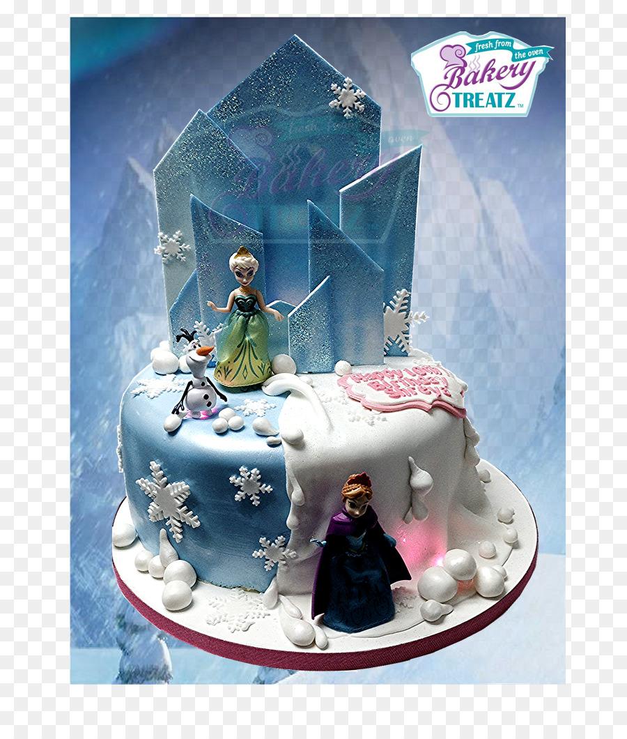 Birthday Cake Sugar Cake Cake Decorating Torte Frozen Cake Picture
