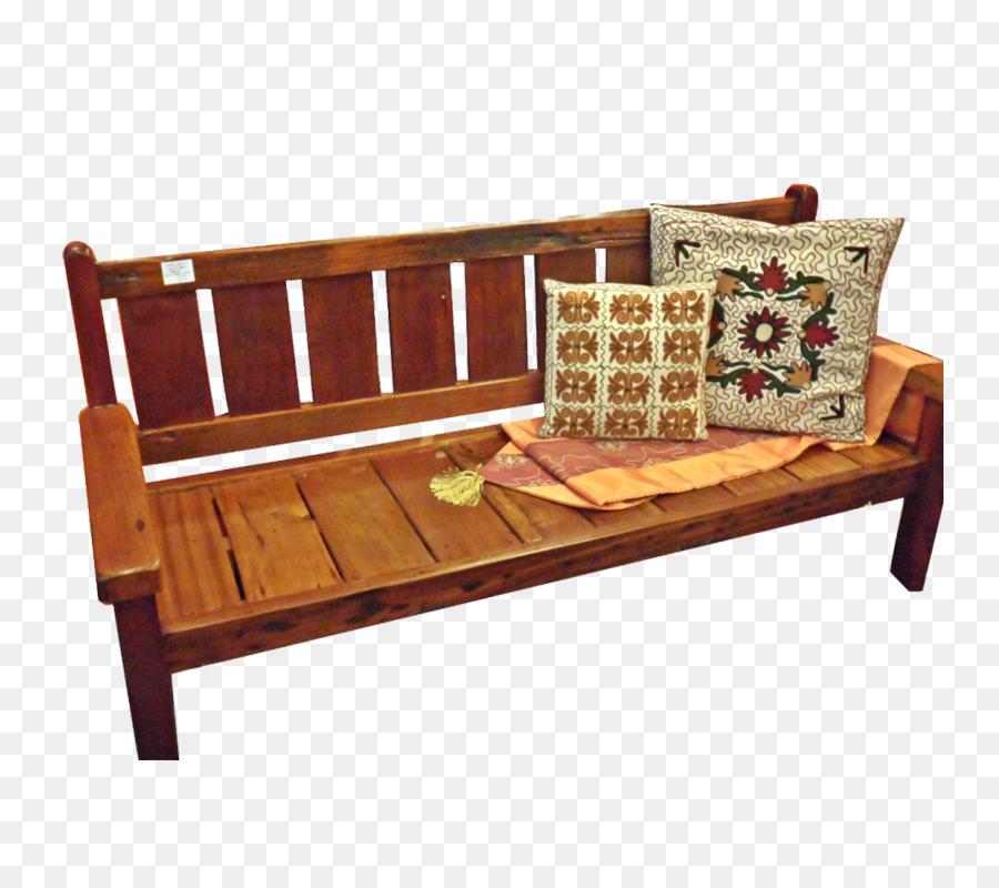 Sofa Bett Couch Möbel Bank Bett Png Herunterladen 800800