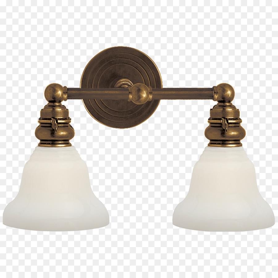 L\'éclairage luminaire Applique salle de Bain - double lumière ...