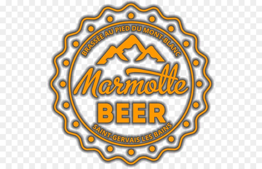 Beer Brand Marmot Logo Clip Art
