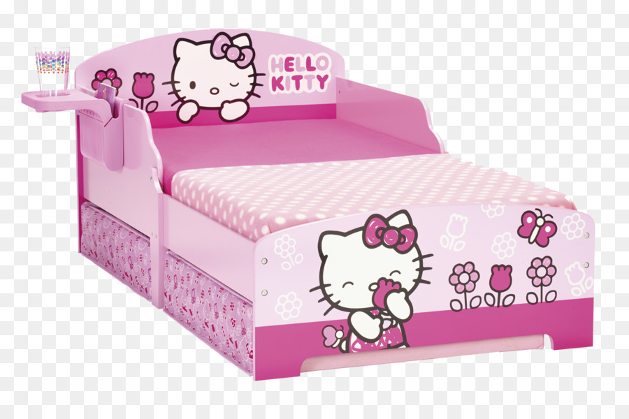 Hello Kitty Toddler Bed Cots Bedding   Bed