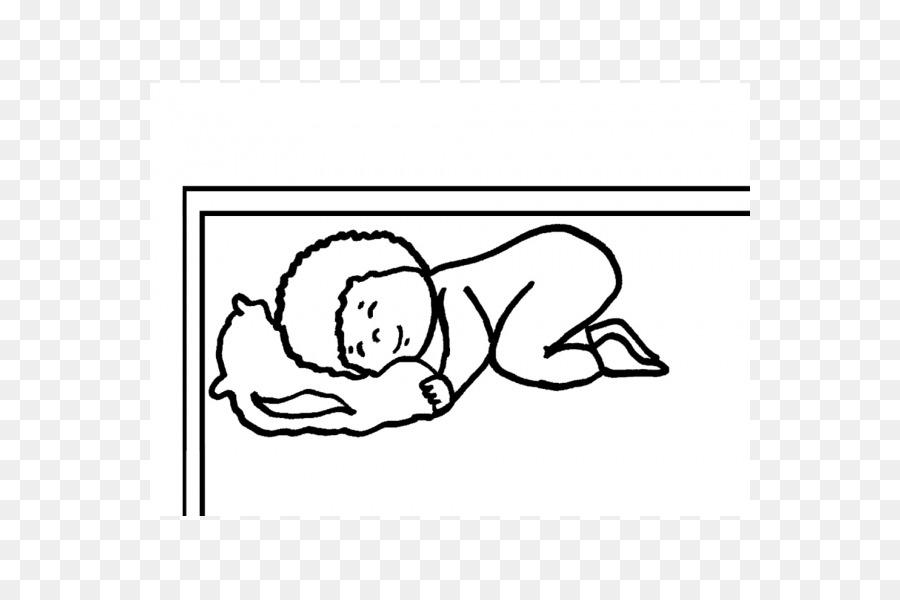 Gambar Anak Buku Mewarnai Tidur Anak Unduh Putih Hitam Hitam
