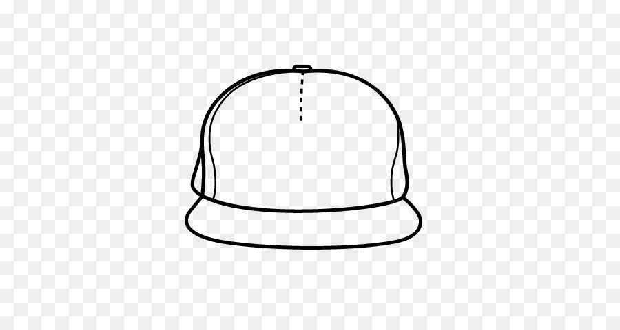 Sombrero de la gorra de Béisbol de Dibujo para Colorear libro ...