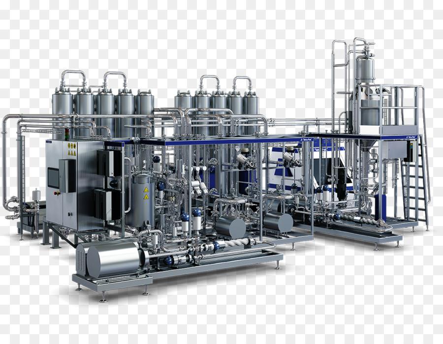 La leche Ultra-alta-temperatura de procesamiento de Lácteos