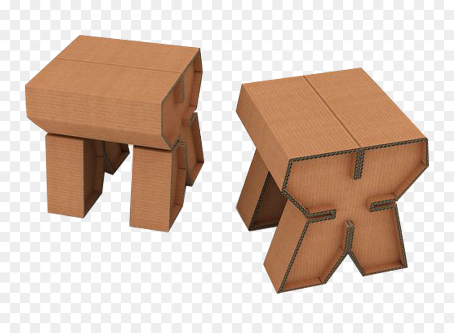 Design For Human Scale Cardboard Paper Industrial Design   Design