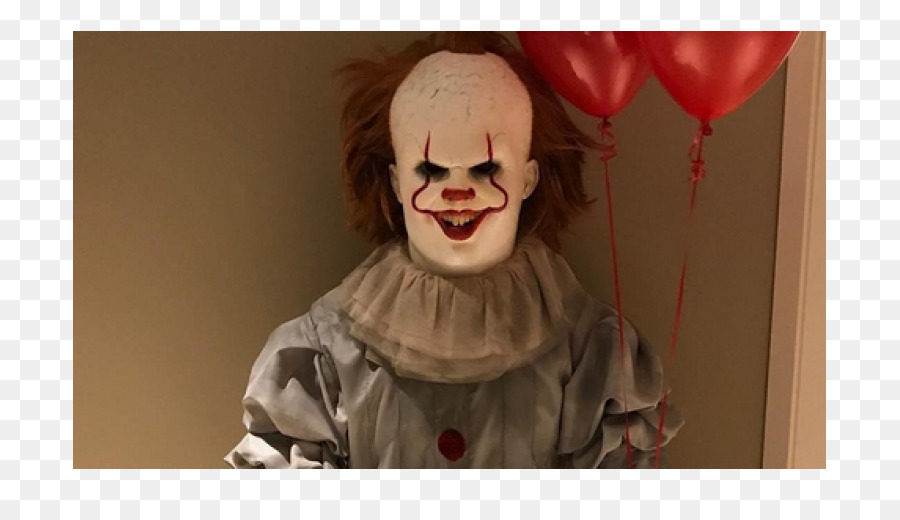 it cleveland cavaliers athlete halloween costume pennywise the clown
