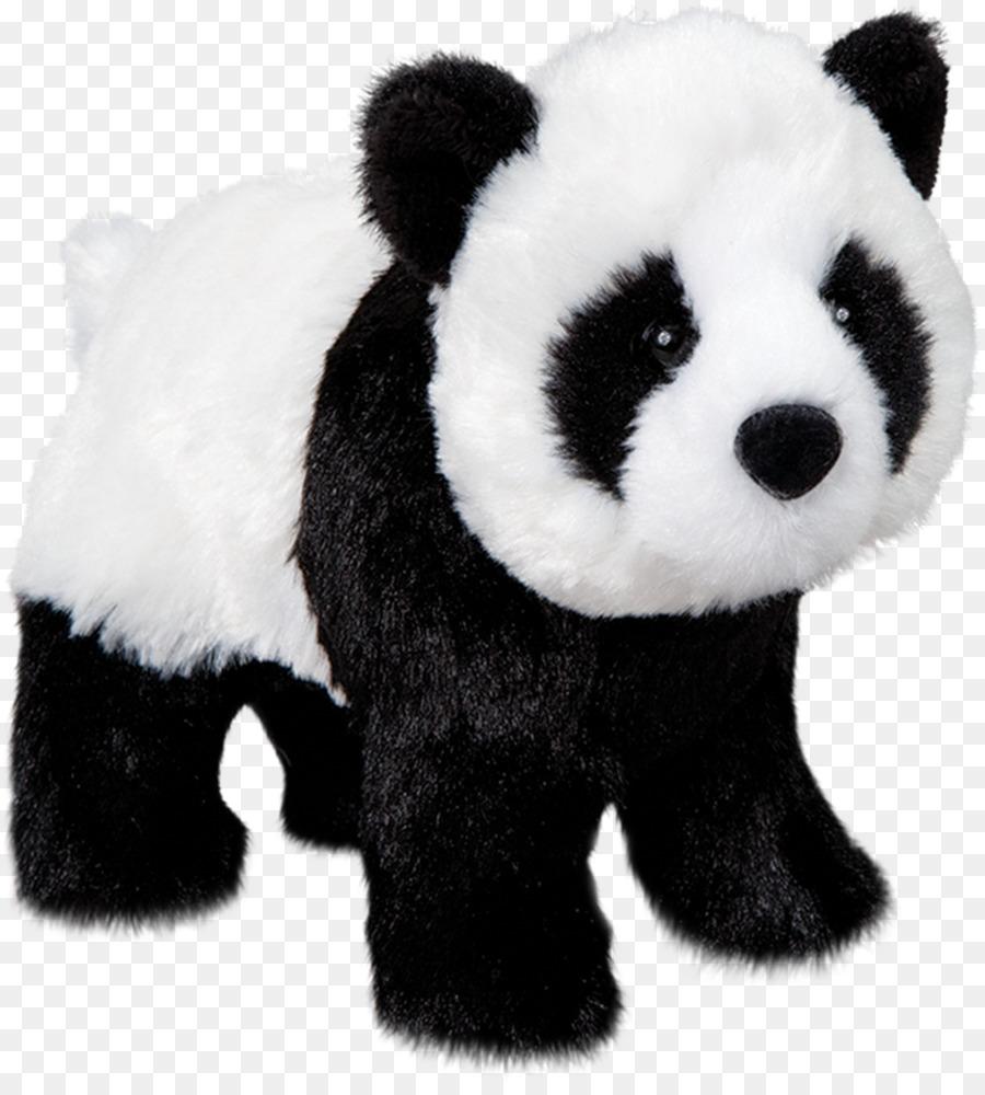 Giant Panda Bear Red Panda Stuffed Animals Cuddly Toys Tropical