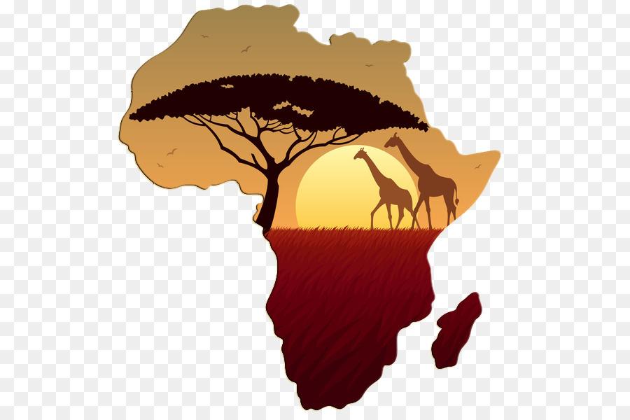 Map Cartoon png download   814*590   Free Transparent Africa png