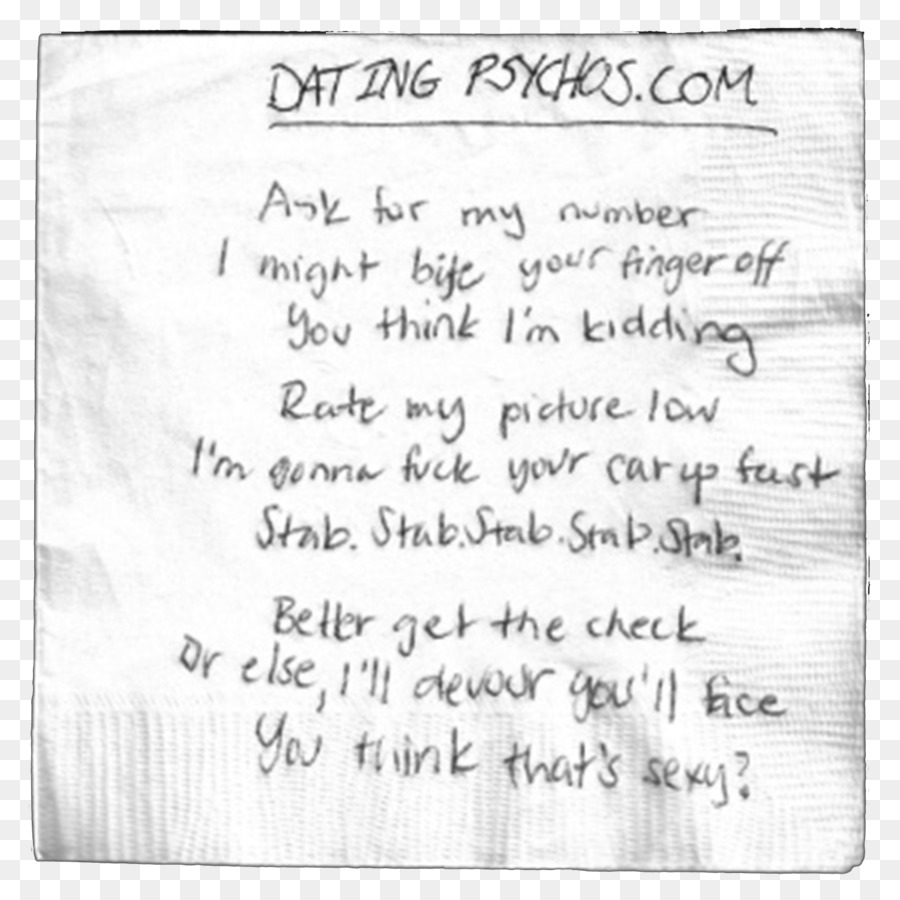 Love letters for online dating