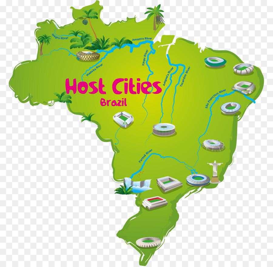 Cuiabá Map Manaus Natal Belo Horizonte - map png download - 843*878 ...