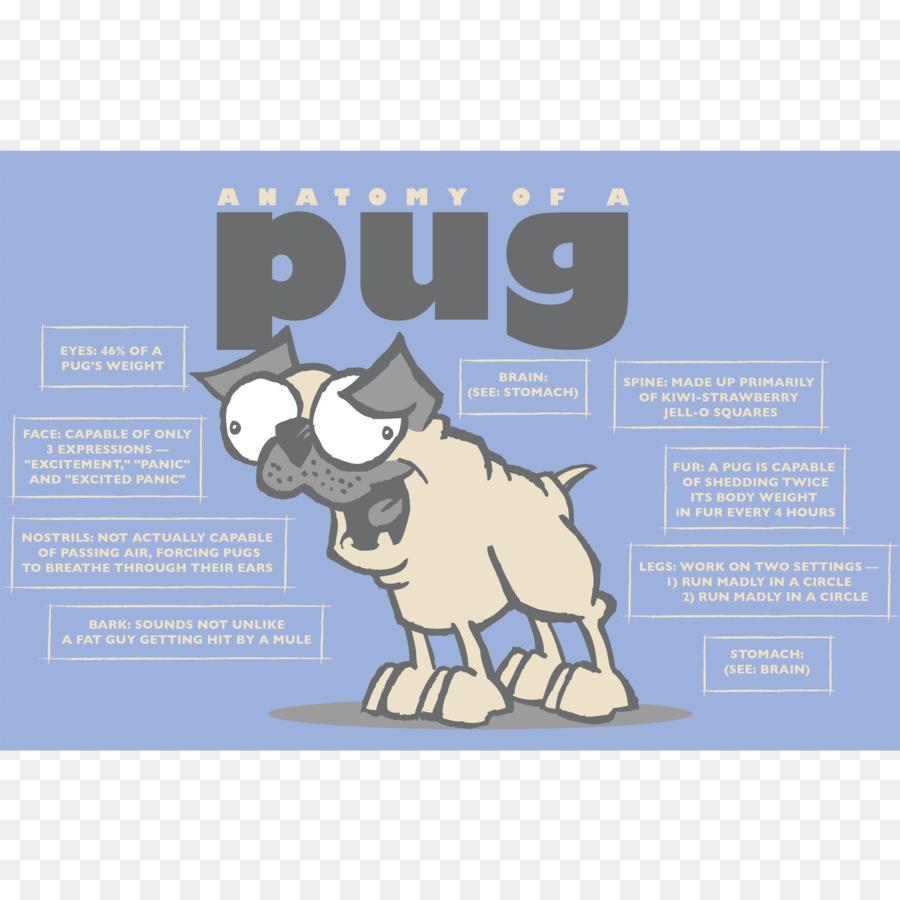 Pug Anatomía de un Asesinato Libro de Sheldon Cachorro - libro png ...