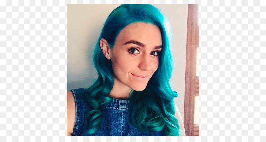 Amy Sheppard Haare Färben Schwarzes Haar Blaue Haare Haar Png
