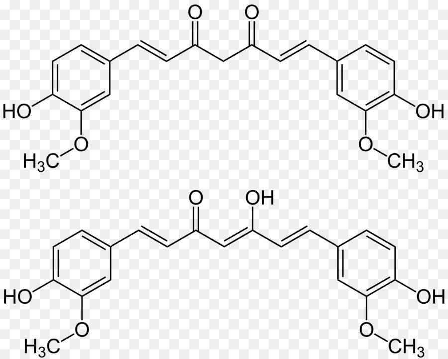 structural formula chemical formula structure acid chemical compound curcumin