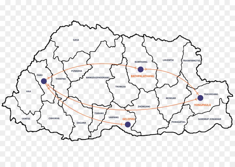 Paro Airport Bhutanchina Border Flight Airline Ticket Druk Air
