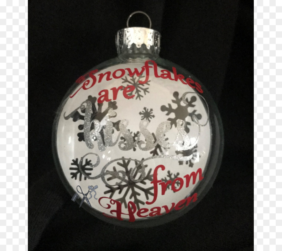 Christmas ornament Porcelain - snowflake ornaments png download ...
