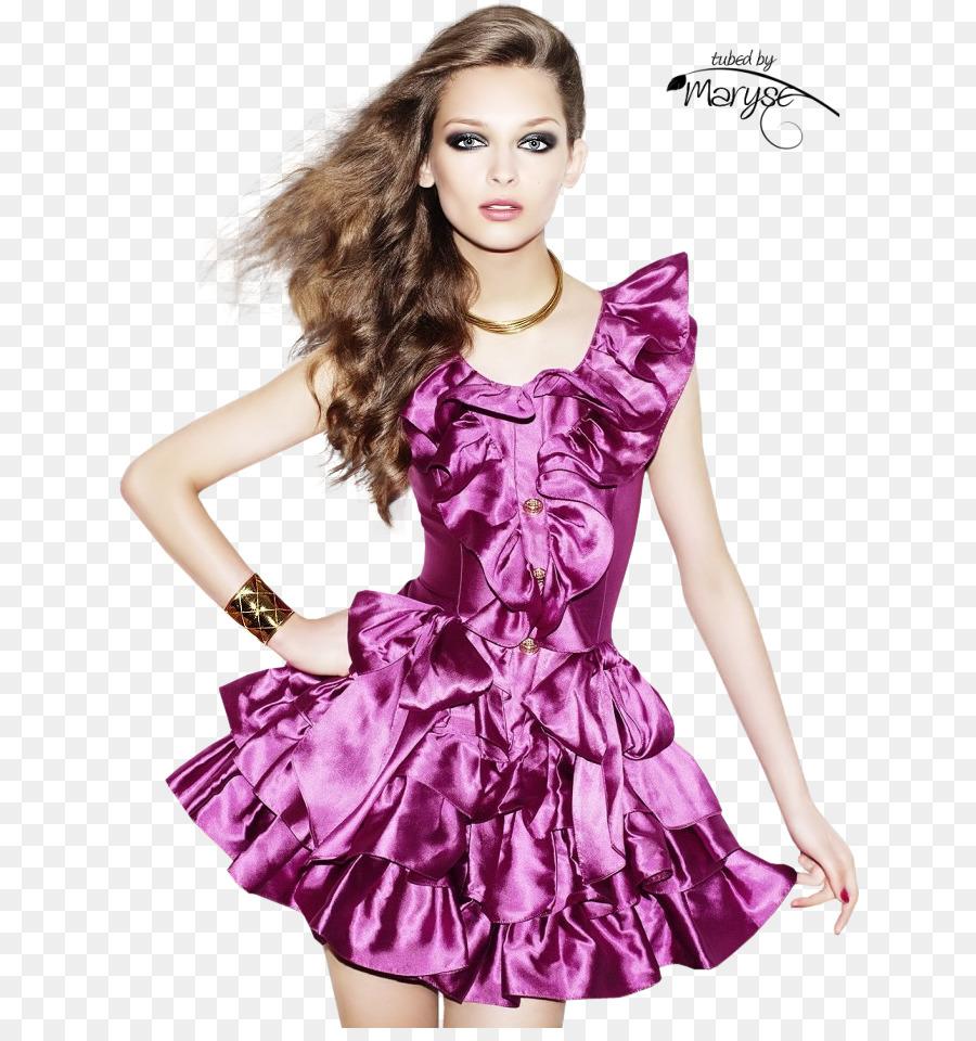Maryse Ouellet Cóctel vestido de Fiesta de Moda - vestido Formatos ...