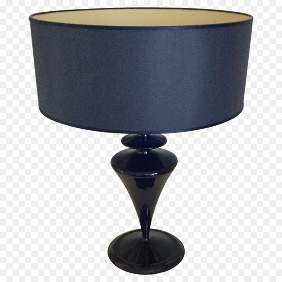 Versace Home Lamp Cobalt Blue Table   Lamp