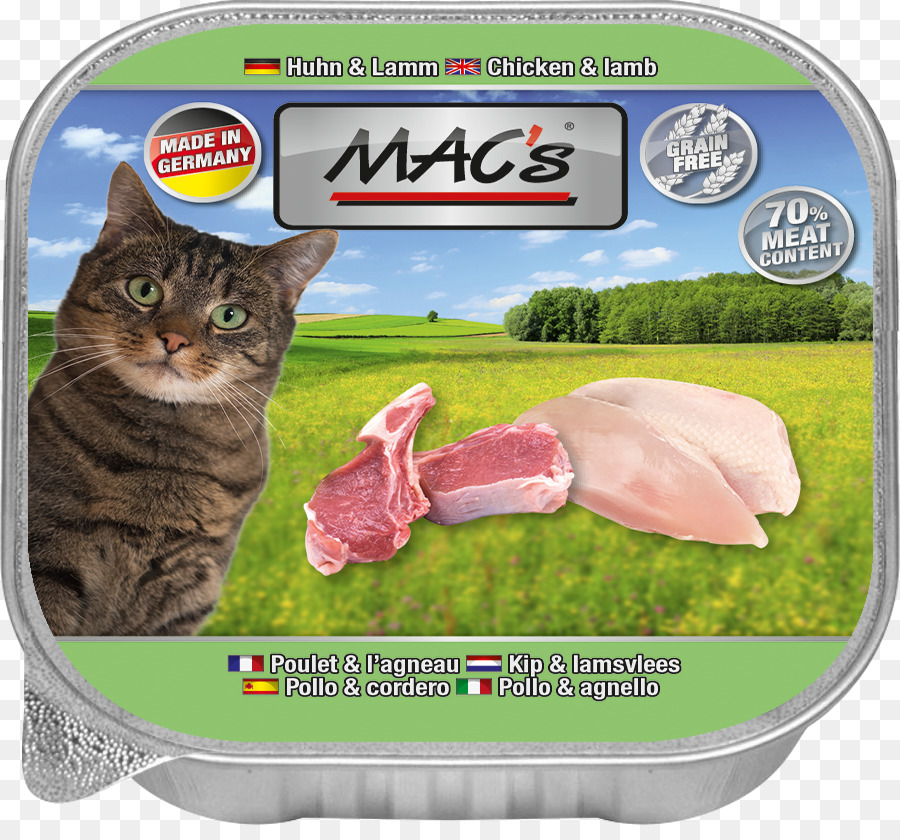 Chicken As Food Cat Food Duck Meat Chicken Png Download 900825