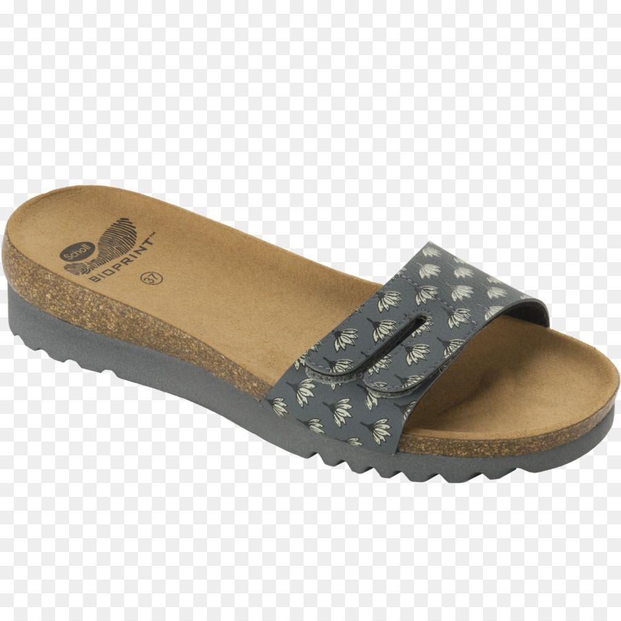 25db37dedb36 Slipper Dr. Scholl s Sandal Mule Shoe - sandal png download - 1500 1500 - Free  Transparent Slipper png Download.