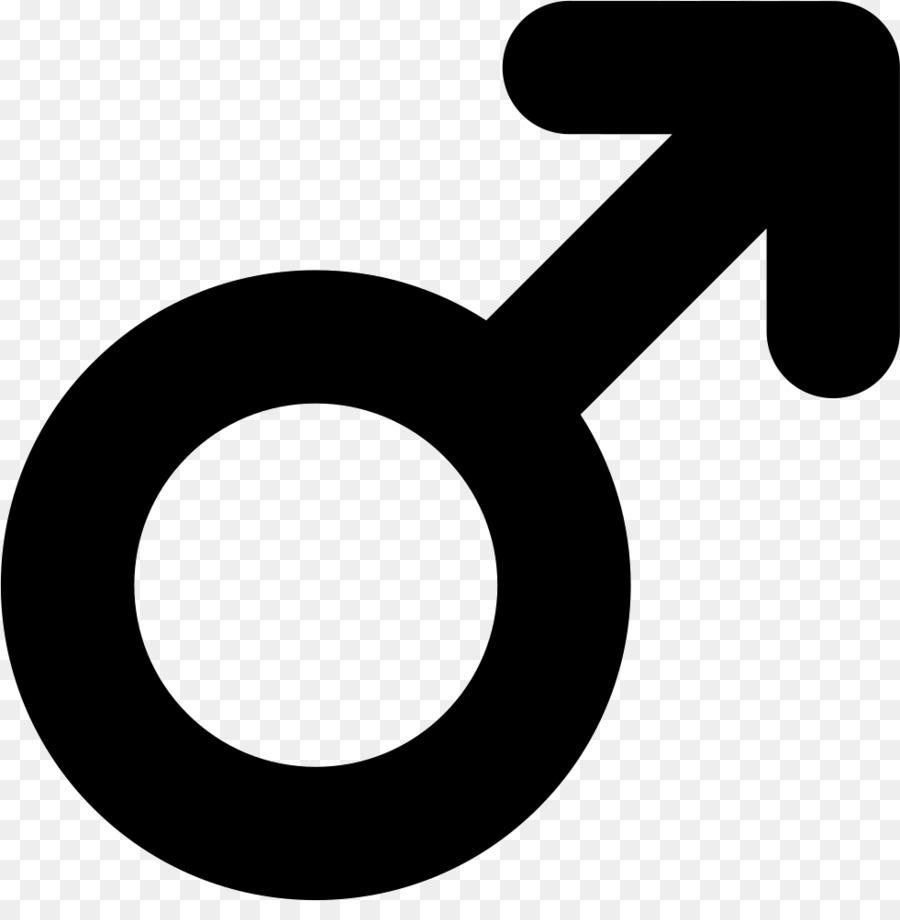 Gender Symbol Male Sign Clip Art Symbol Png 981982