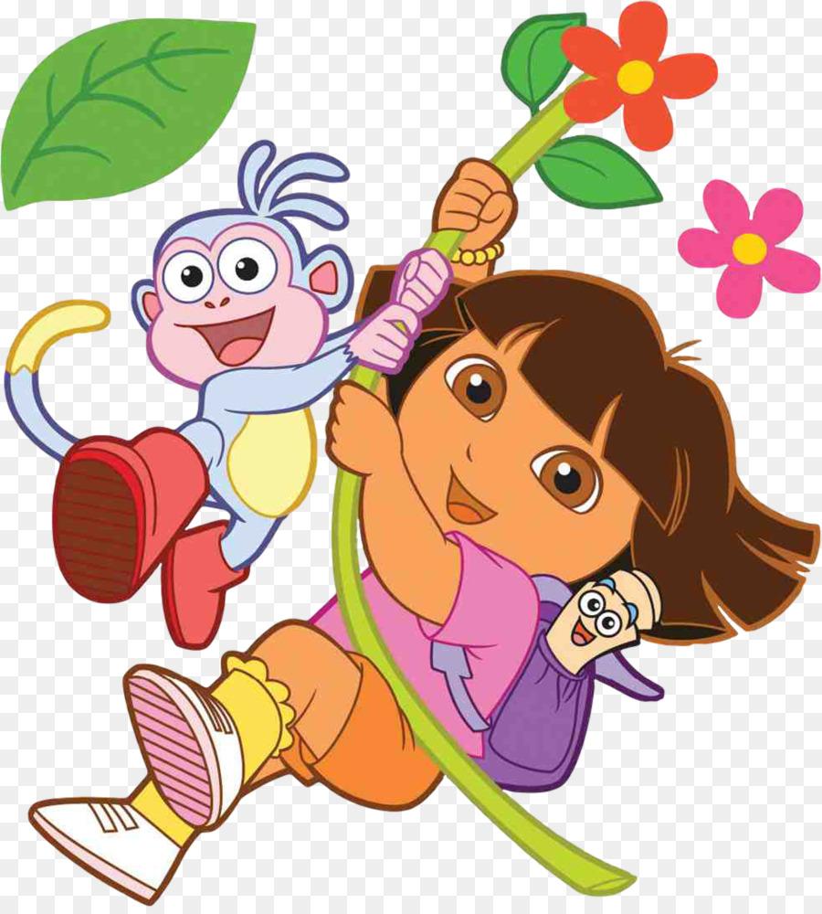 Personaje de dibujos animados Clip art - dora Formatos De Archivo De ...