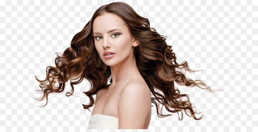 Lange Haare Locken Haare Färben Schönheit Haar Png Herunterladen