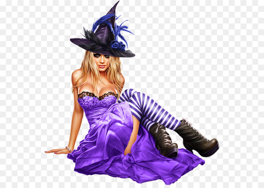 costume witch halloween woman witch