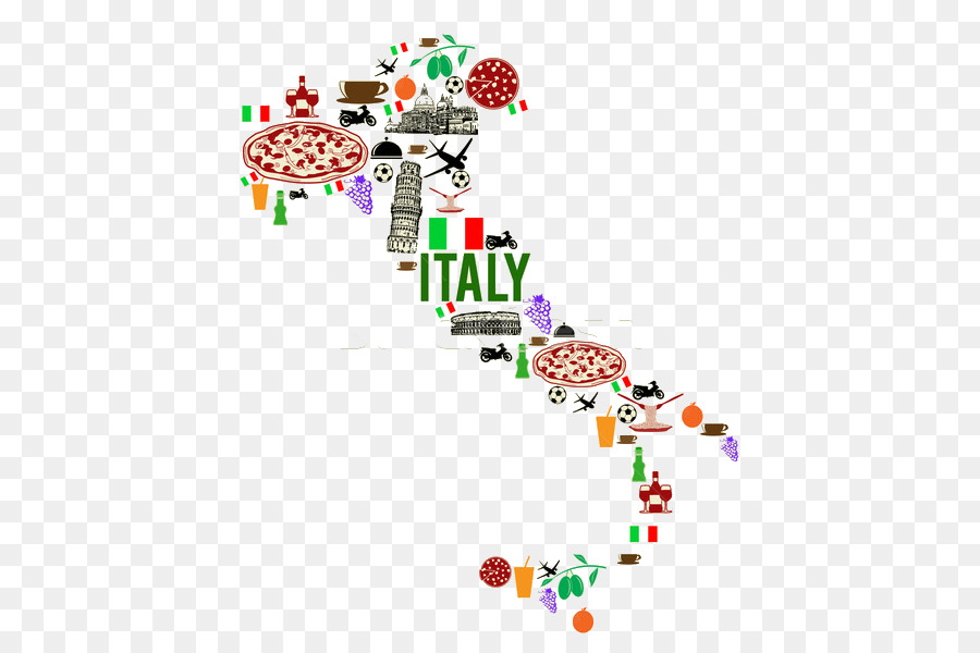 National Symbols Of Italy Italy Png Download 600600 Free