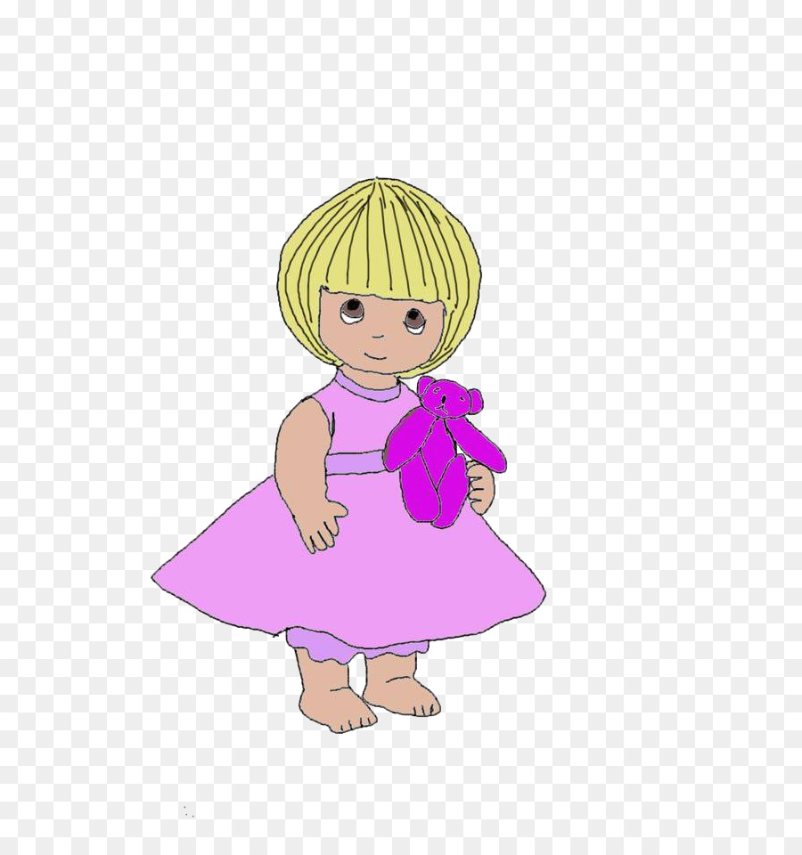 Fairy Human Hair Color Clip Art Fairy Png Download 720960