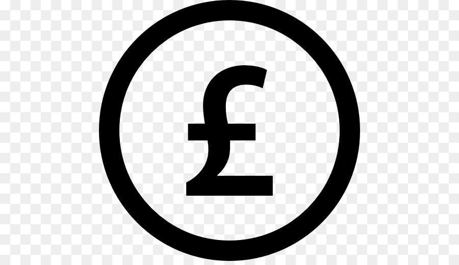 Pound Sterling Sign Money Exchange Rate Currency Others