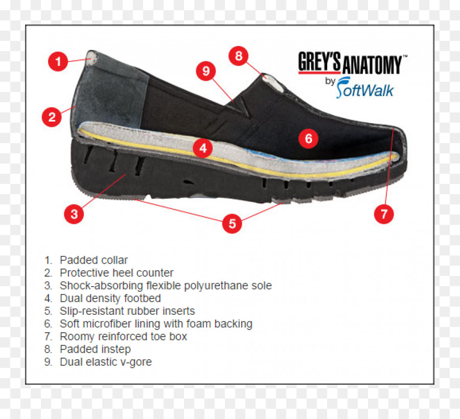 Meredith Grey Zapatos Skechers Exfoliantes Anatomía - greys anatomy ...