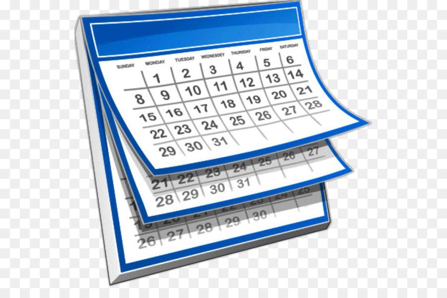 Calendar 2019 png download - 600*600 - Free Transparent