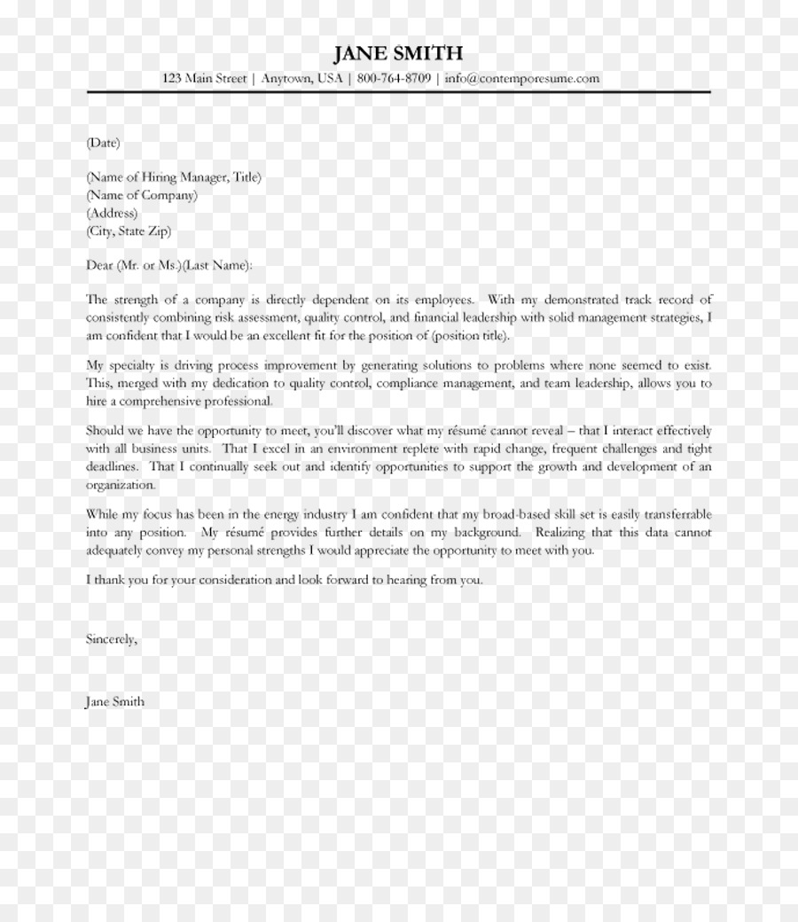 Cover Letter Resume Curriculum Vitae Text Line PNG