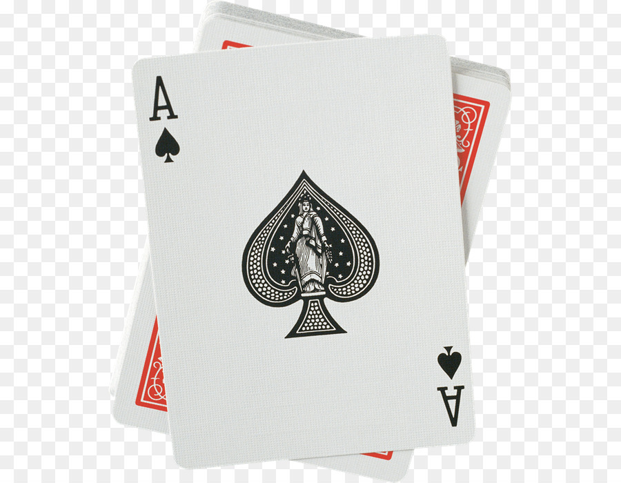 Hearts Ace Of Spades Playing Card Joker Png Download 585700