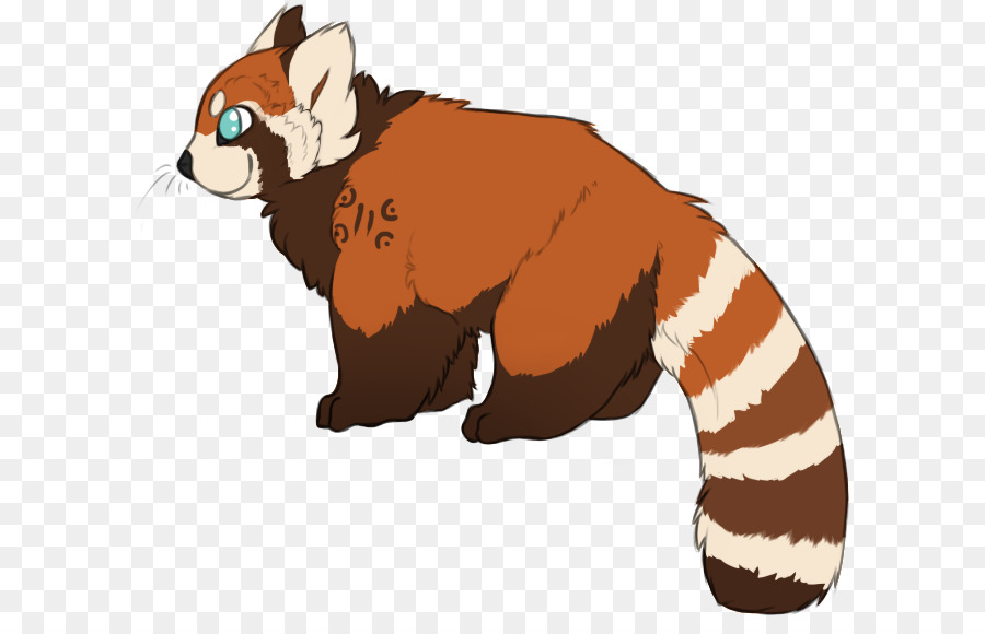 Cat Red Panda Giant Panda Anatomy Bear Cat Png Download 654564