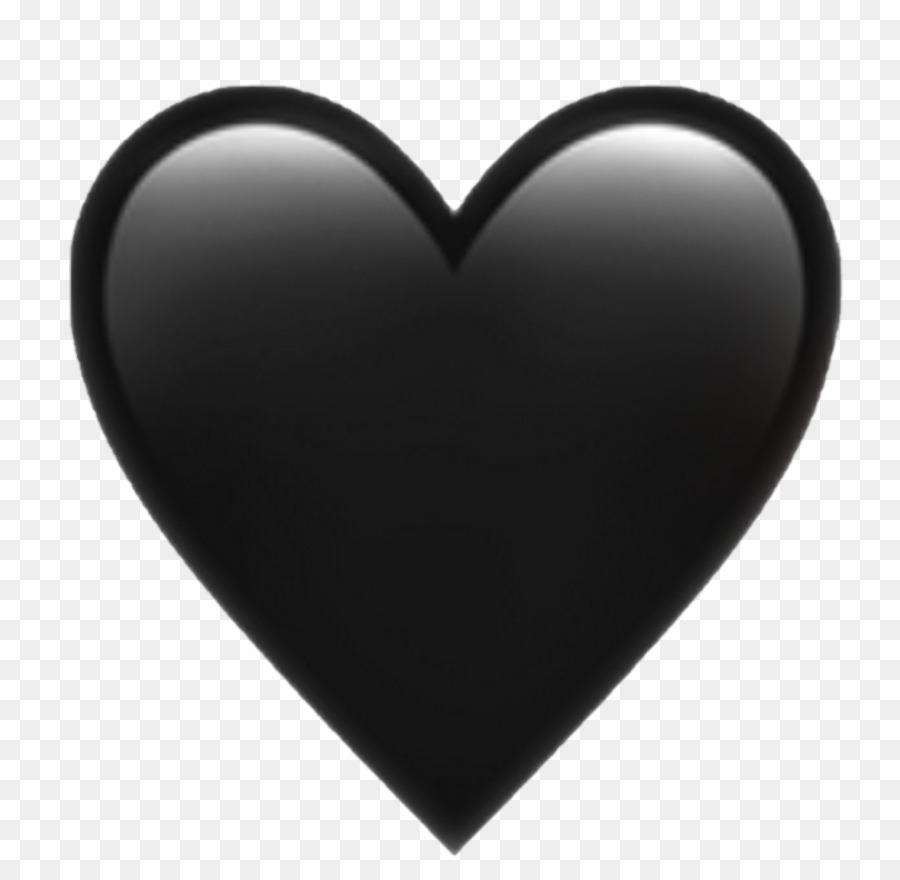 Emoji Heart Iphone Symbol Emoji Png Download 10311000 Free