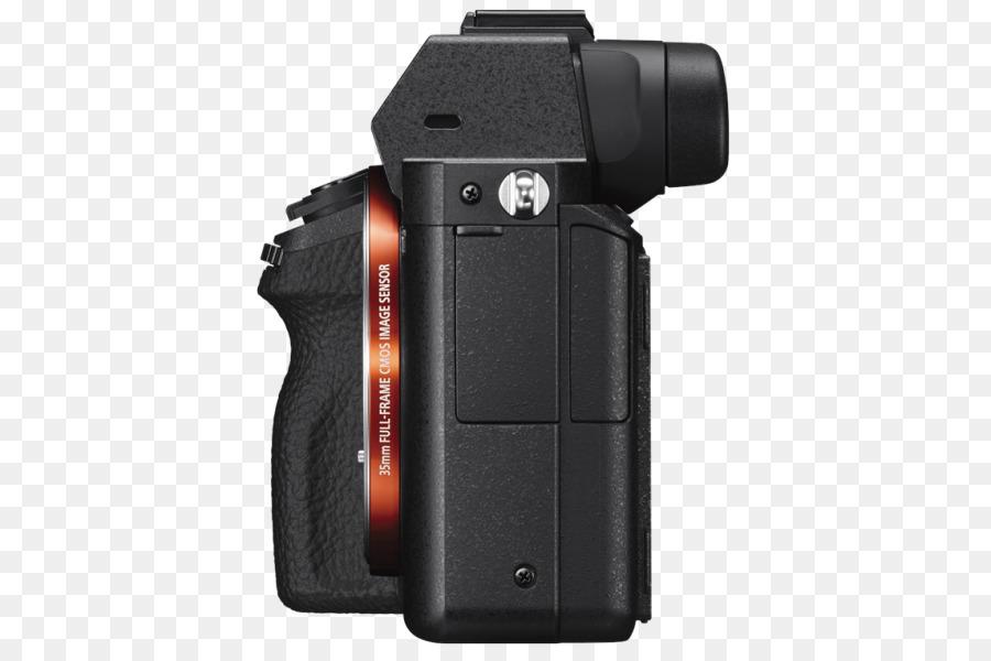 Sony α7R II Mirrorless interchangeable-lens camera Full-frame ...