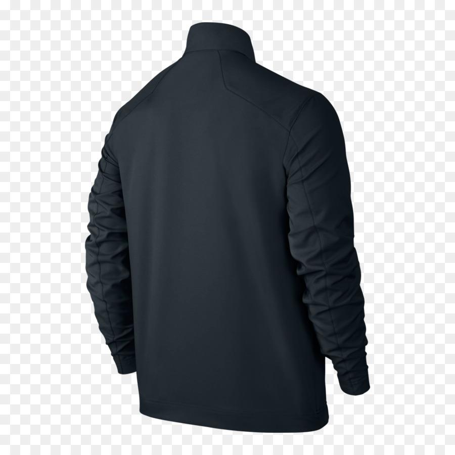 Jacket Sleeve Clothing Sweater Dress shirt nike Inc png