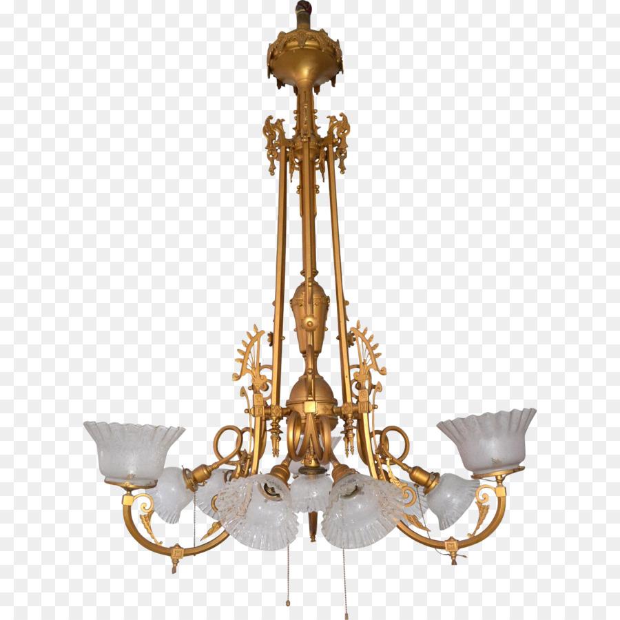 Chandelier Lighting Victorian Era Light Fixture Light Png Download