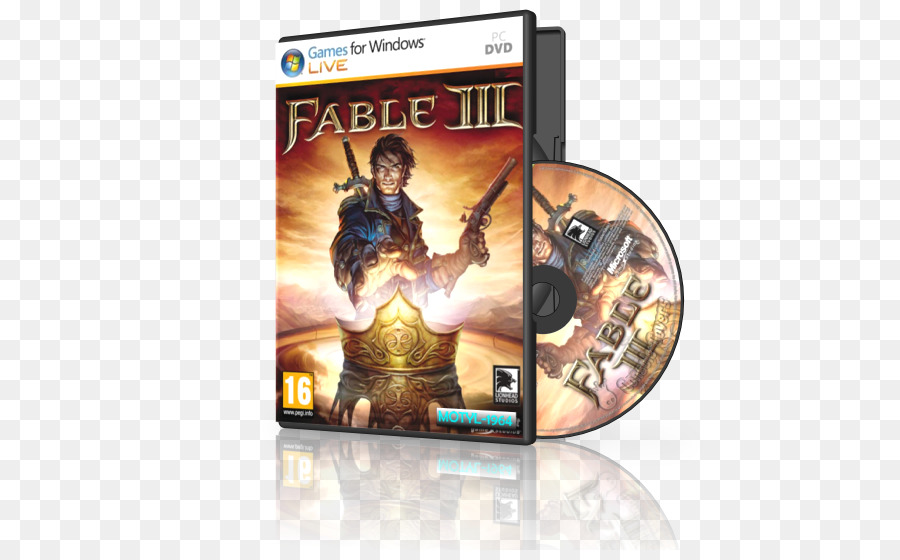 Fable III Xbox 360 Fable II Pub Games - Fable png download