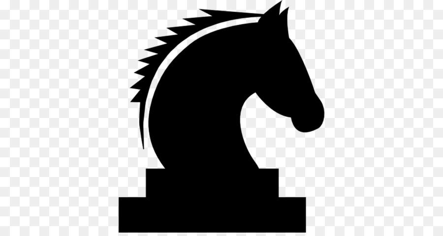 Horse Computer Icons Knight Chess Clip art - horse png download ...