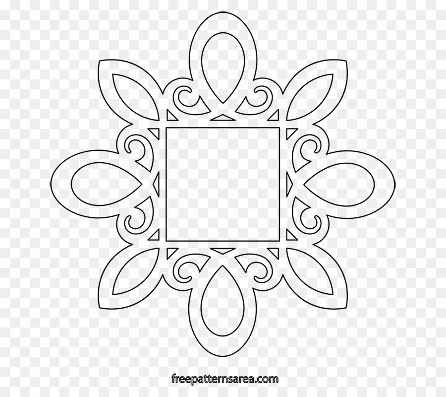 Woodworking Décoration Laser cutting Picture Frames - metal frame ...
