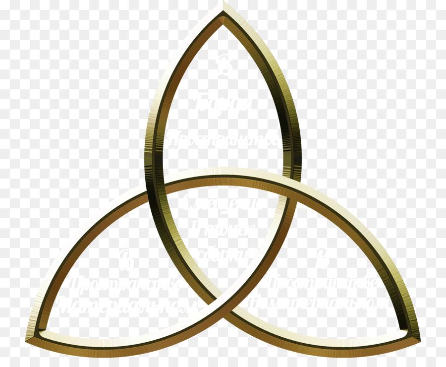 Triquetra Celtic Knot Symbol Triskelion Trinity Symbol Png