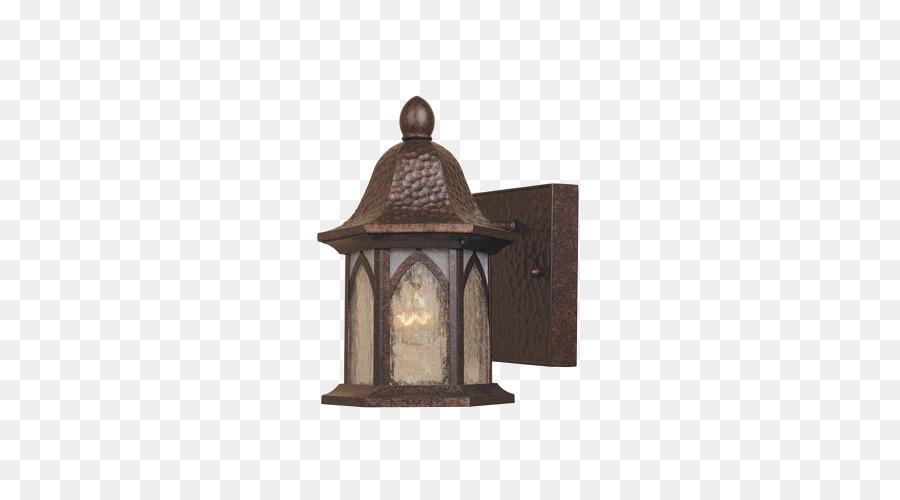 Lanterna Illuminazione : Lampada lanterna illuminazione del paesaggio rame lampada da