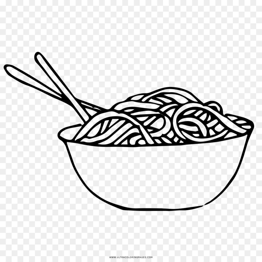 Libro para colorear la Pasta de Dibujo Sopa de Fideos - otros png ...