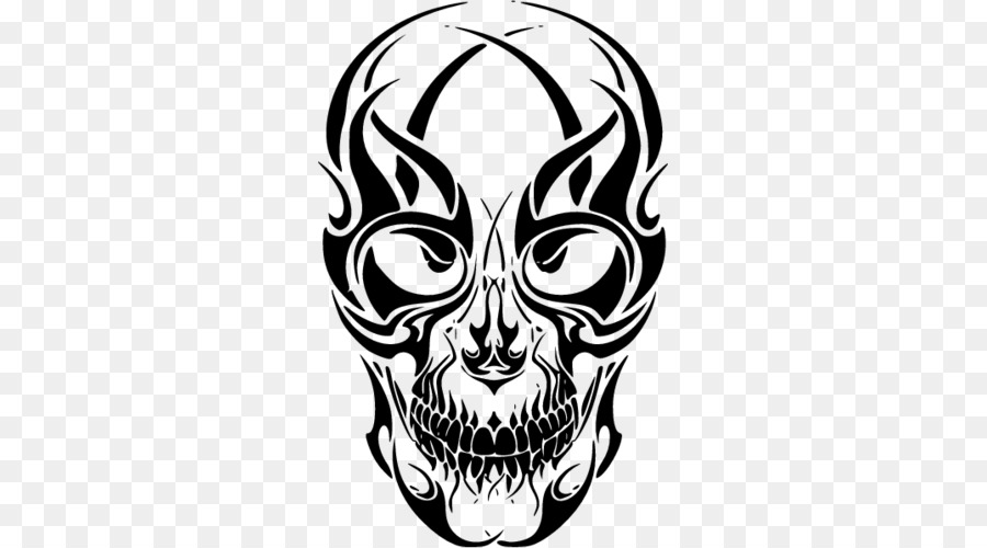 Tattoo Face Png Download 500 500 Free Transparent Tattoo Png