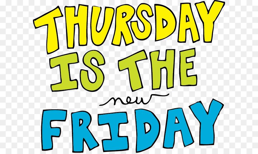 Drawing Desktop Wallpaper Thursday Happy Weekend Png Download