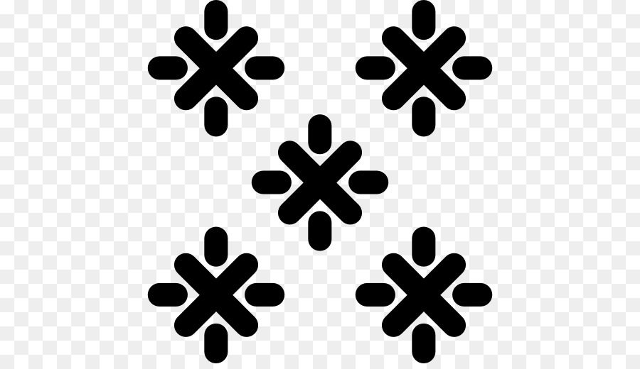 Snowflake Christmas Ornament Silhouette Clip Art Snowflake
