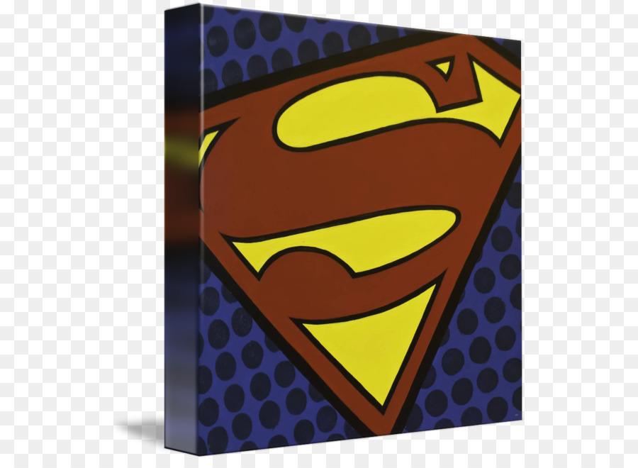 Camilla de Lona de dibujos animados de la Fuente - Superman marco ...